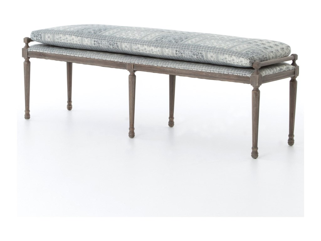 Four Hands AbbottLucille Dining Bench
