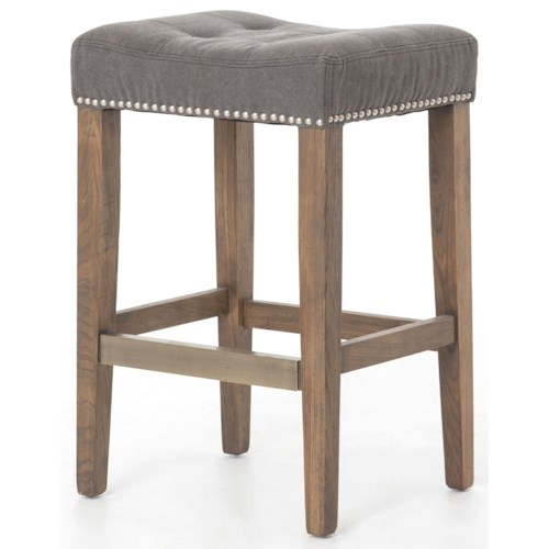 Four Hands Ashford Sean Grey Counterstool