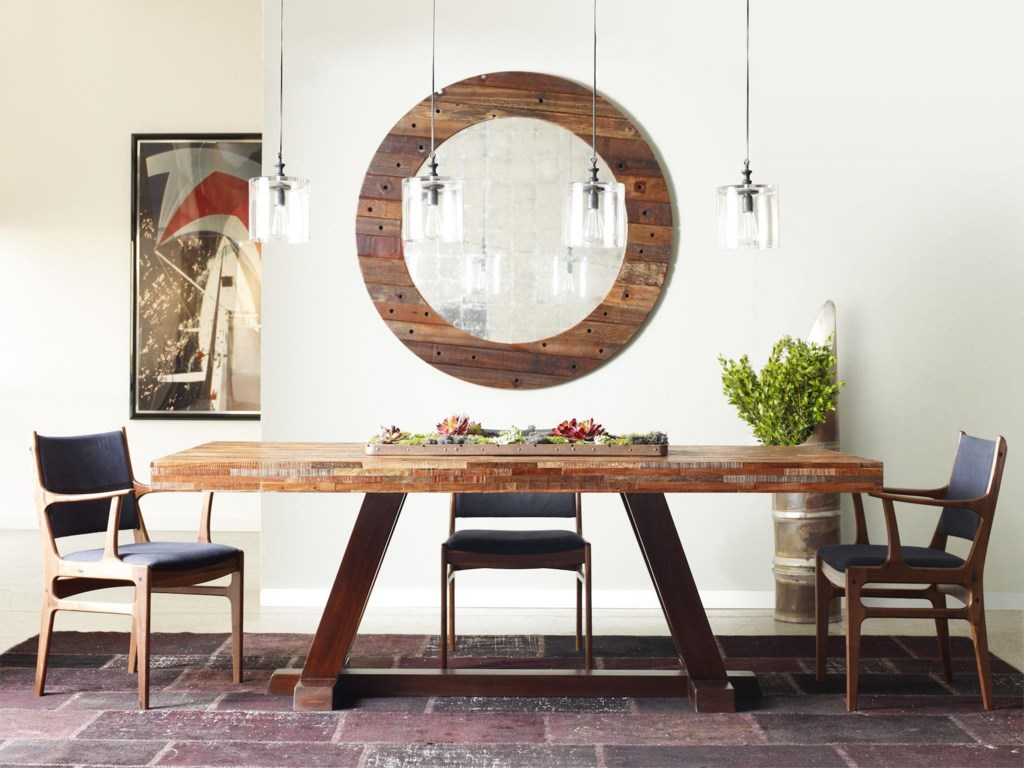 Four Hands BinaMax 84 Dining Table