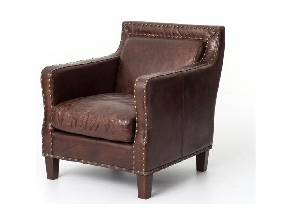 Four Hands Carnegiealcott Club Chair