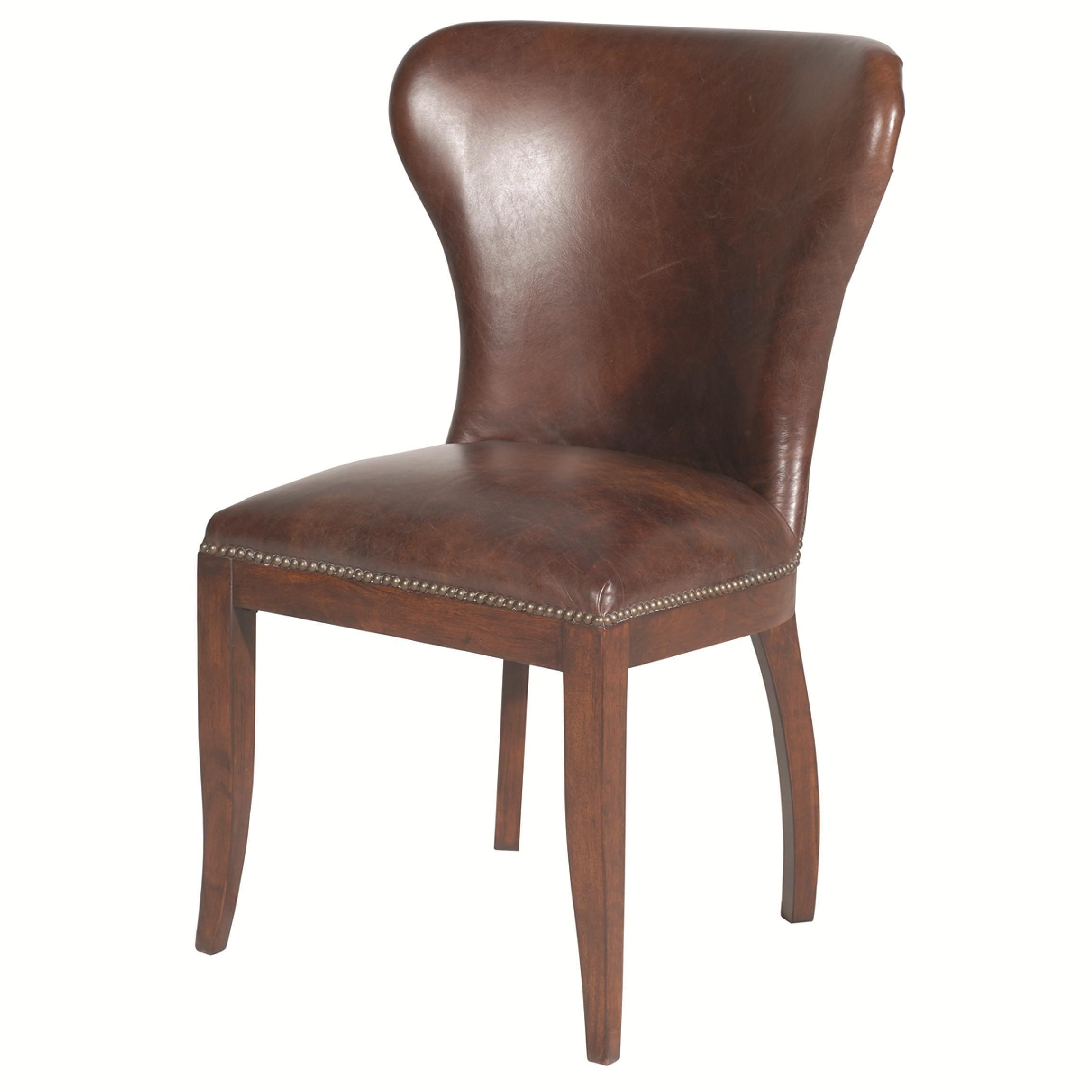 Four Hands Carnegie Richmond Dining Chair With Tapered Legs