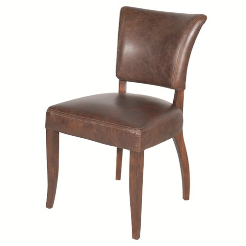 Four Hands Carnegie Mimi Dining Chair with Tapered Legs