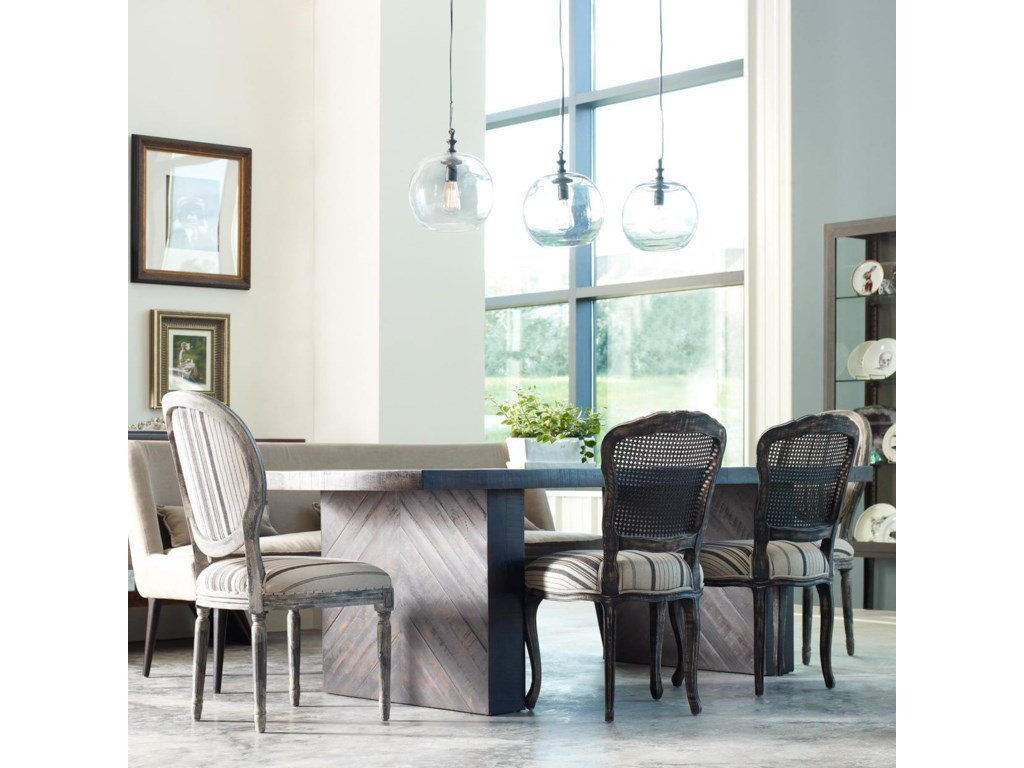 Four Hands Hadley Sukirectangle Dining Table