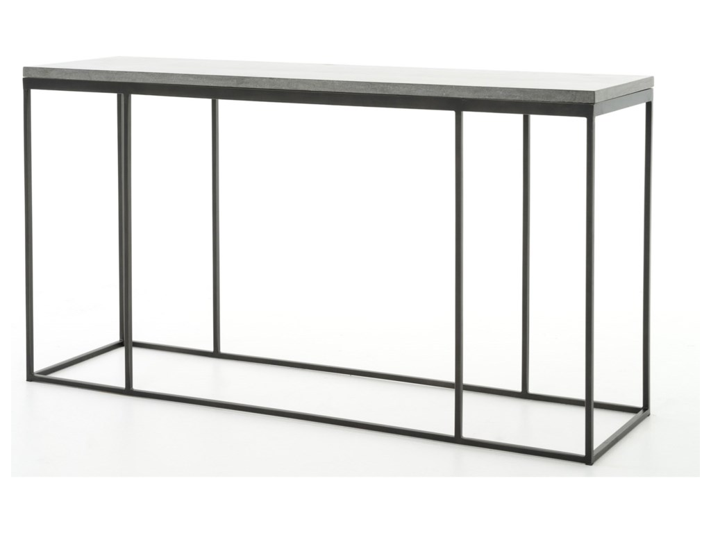 Four hands durham harlow console table belfort furniture sofa four hands durham harlow console table geotapseo Images