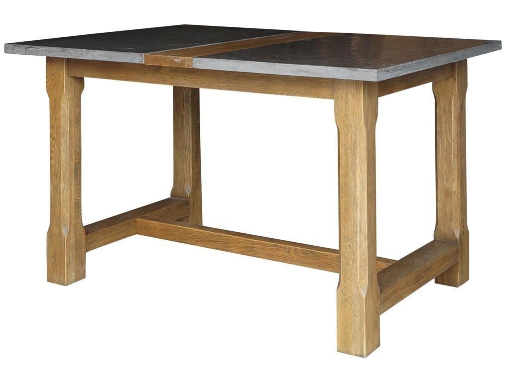 farmhouse pub table round four hands hughespub table hughes farmhouse pub with bluestone top
