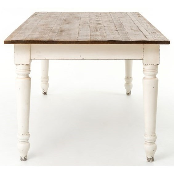 Four Hands Hughes Charlie Reclaimed Wood Dining Table
