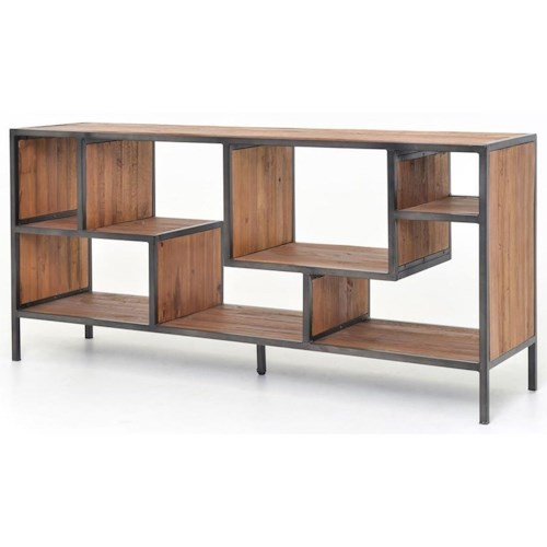 Four Hands Irondale Helena Console Bookcase