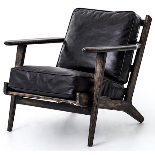 Four Hands Irondale Brooks Lounge Chair