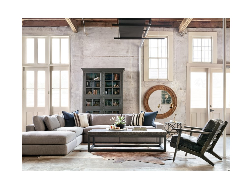 Interior Style KensingtonBloor Sectional