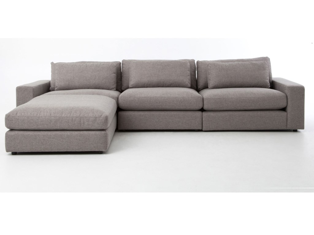 Four Hands Kensingtonbloor Sofa With Ottoman
