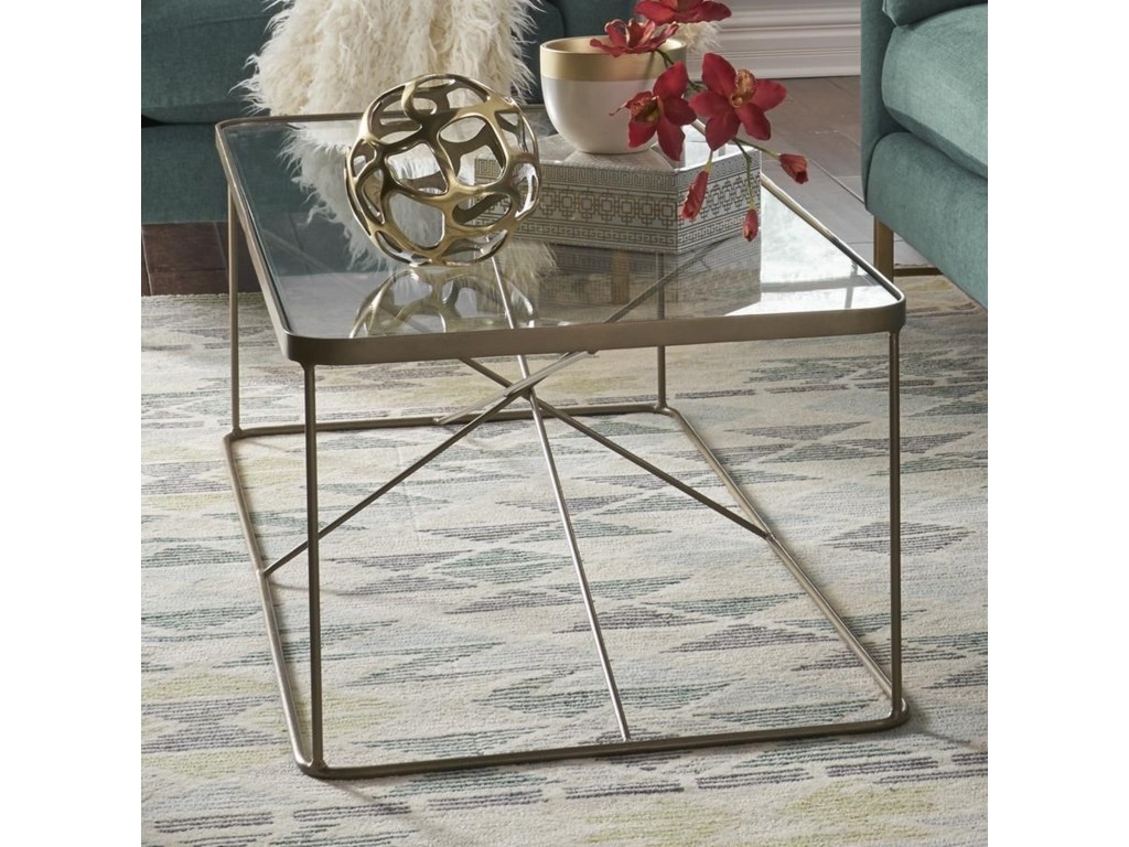 Four Hands MarlowLucas Coffee Table