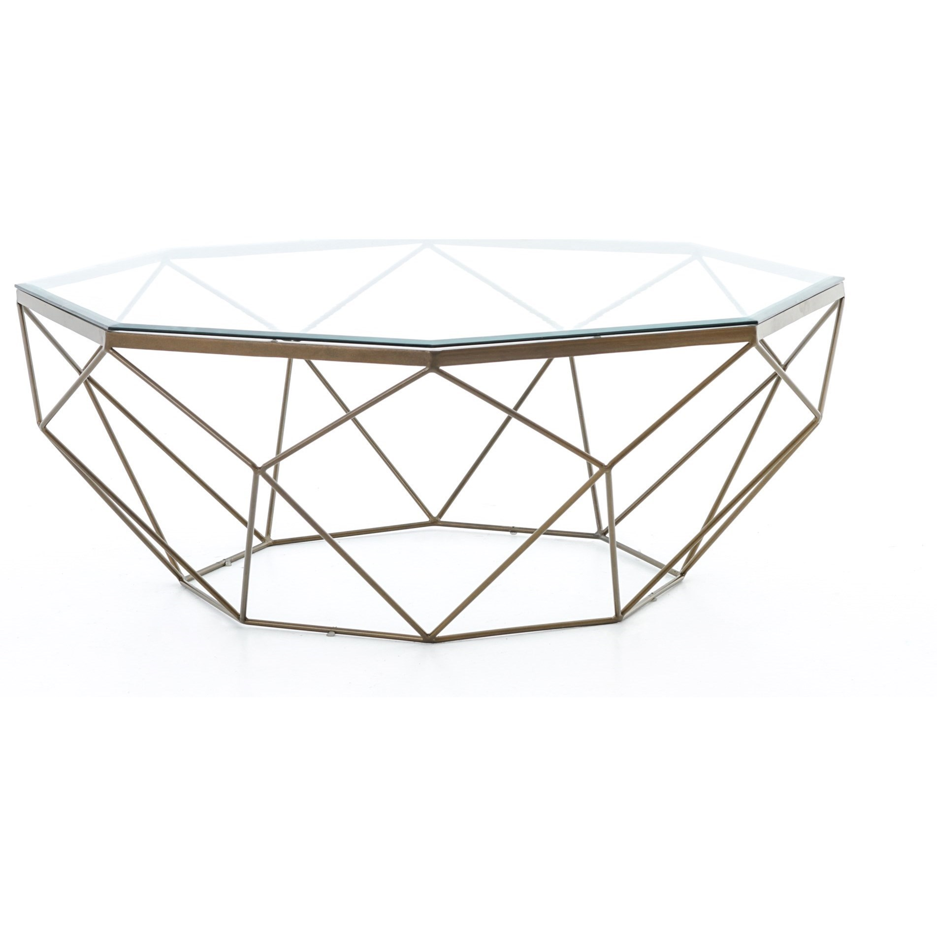 Four Hands Coffee Table Hidden Additional Casen Coffee Table