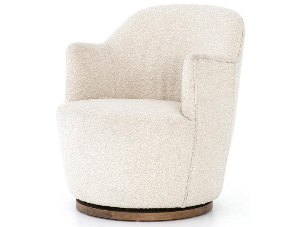 Four Hands ParallelAurora Chair - Knoll Natural