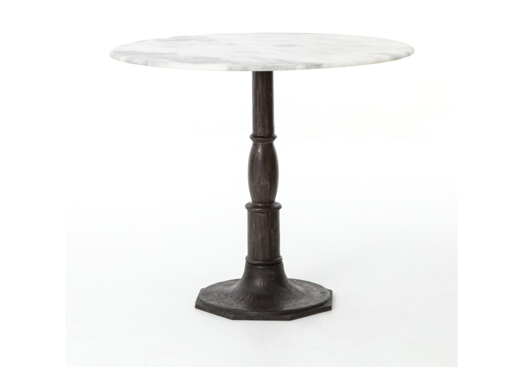 Four Hands RockwellLucy Bistro Table-Carbon Wash