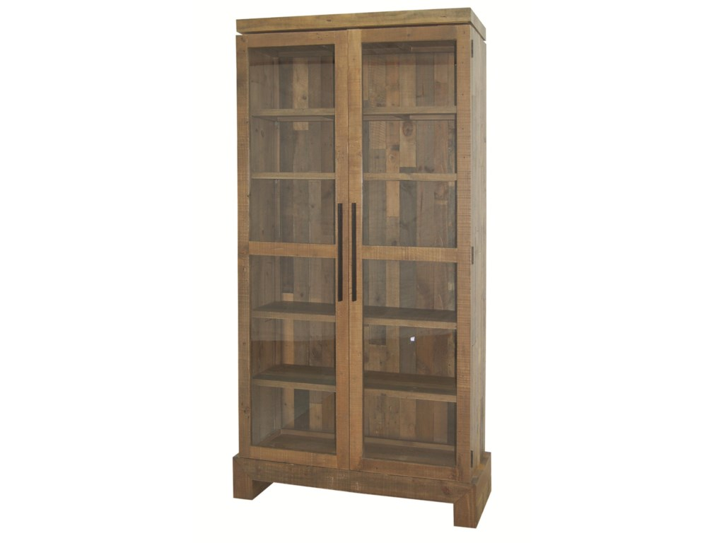 bookcase four bookcases with brackets supports doors shelf