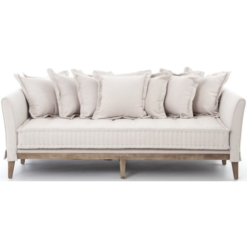 Interior Style Theory Light Sand Day Bed Sofa