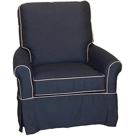 Transitional Liza Chair