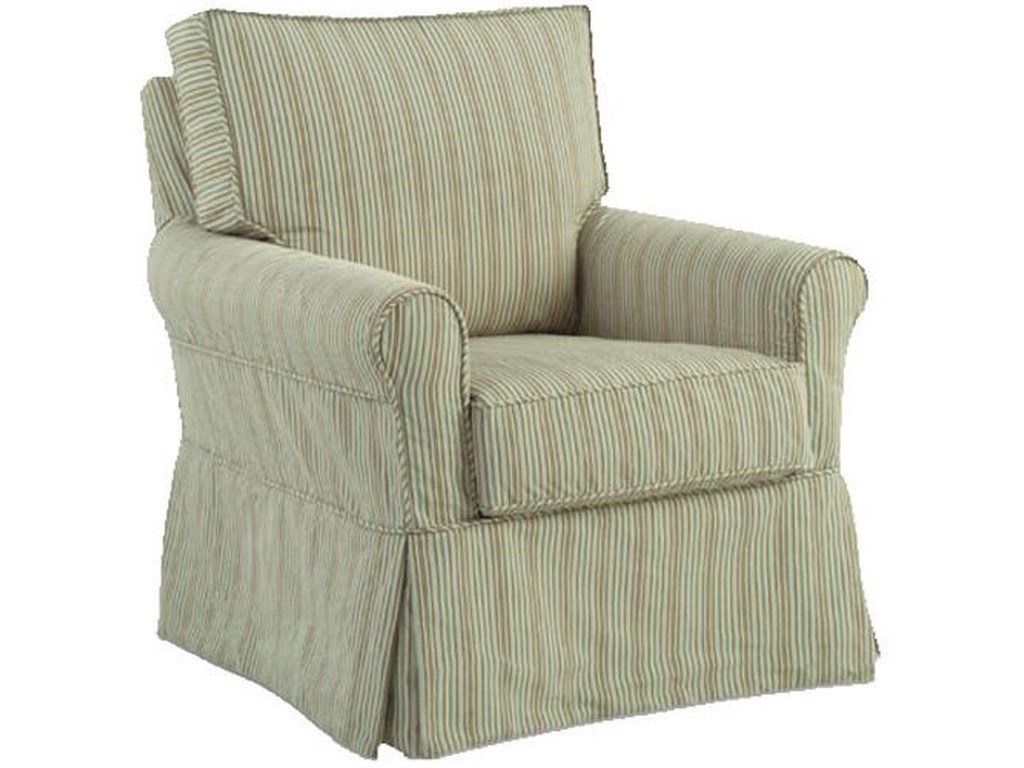 Four Seasons Furniture Accent ChairsTransitional Libby Chair