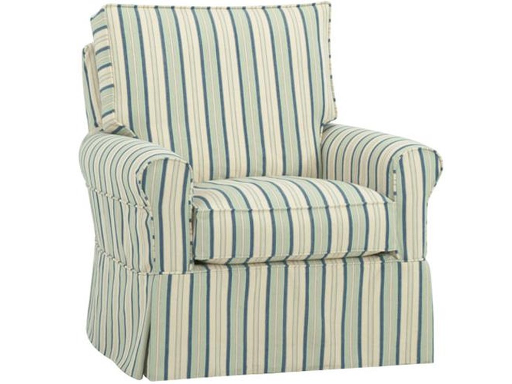 Four Seasons Furniture Accent ChairsTransitional XL Libby Chair