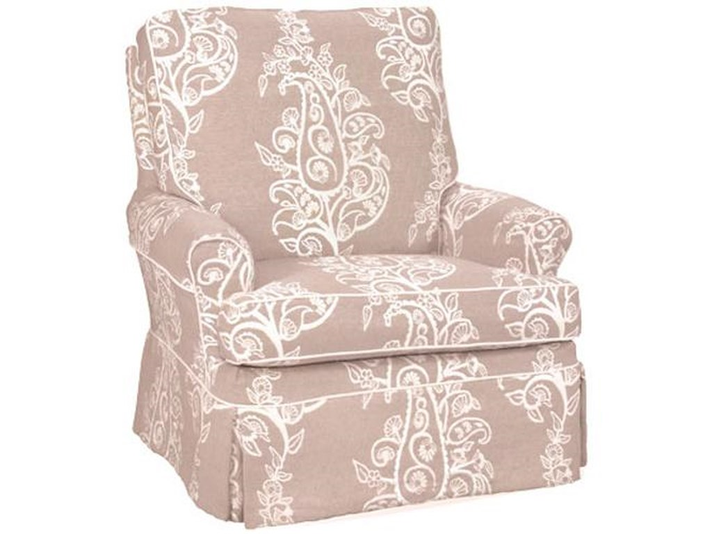 Four Seasons Furniture Accent ChairsTransitional Aiden Chair