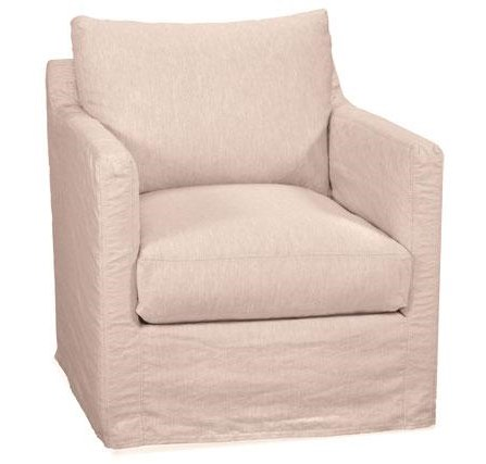 four seasons furniture accent chairs transitional miles swivel
