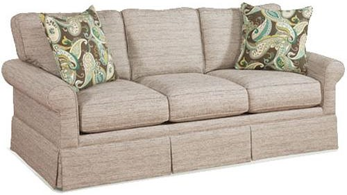 Four Seasons Furniture Alexandria Casual Fully Upholstered Sofa