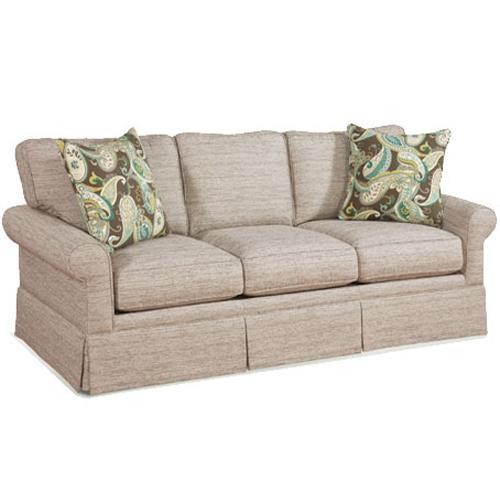 Four Seasons Furniture Alexandria Casual Fully Upholstered Sofa