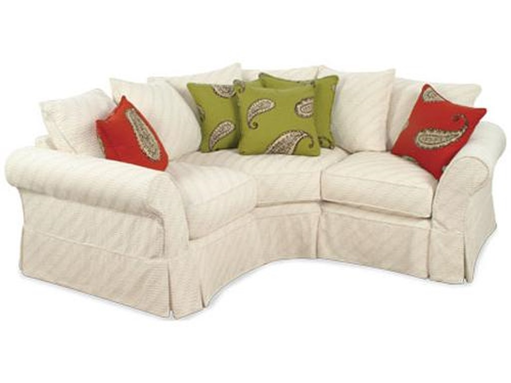 Four Seasons Furniture AlyssaCasual Sectional