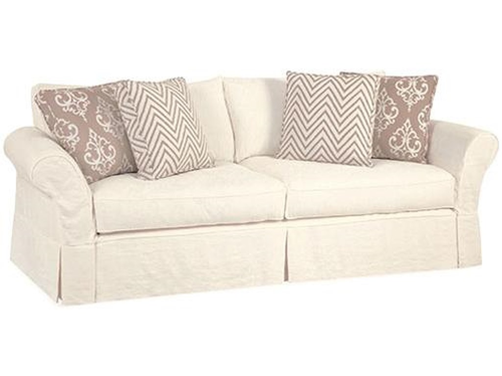 Four Seasons Furniture AlyssaCasual Grande Sofa