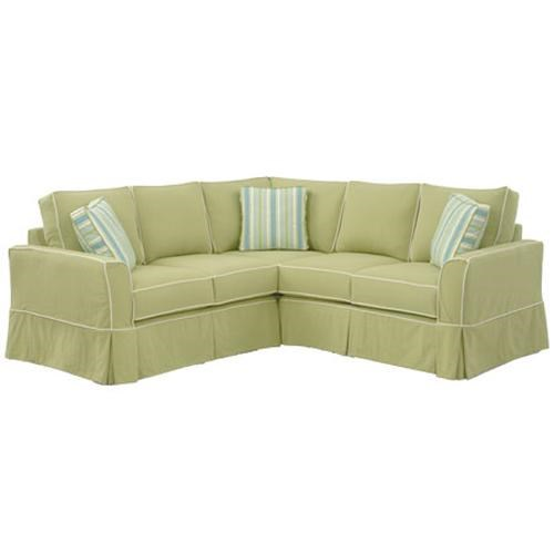 Four Seasons Furniture Devin Casual Sectional With Track Arms    Jacksonville Furniture Mart   Sofa Sectional