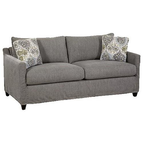 Four Seasons Furniture Mason Casual Sofa with Track Arms