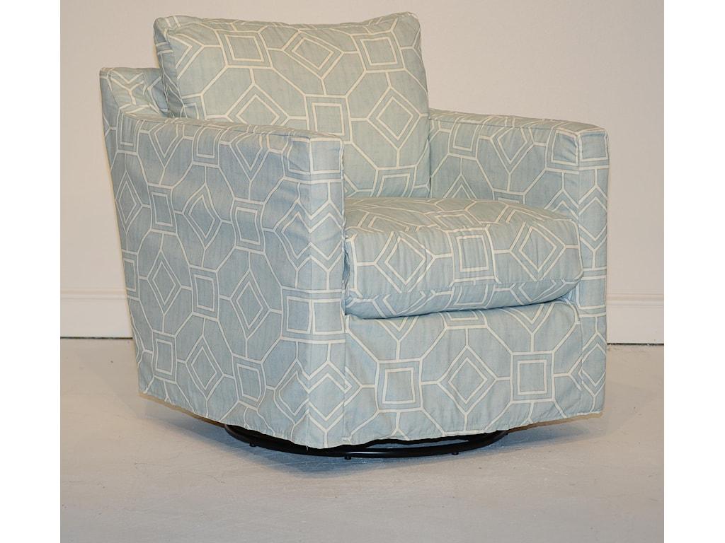 Four Seasons Furniture MilesSwivel Glider