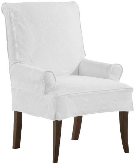 Four Seasons Furniture Parsons Chairs Casual Chair with Tapered Feet