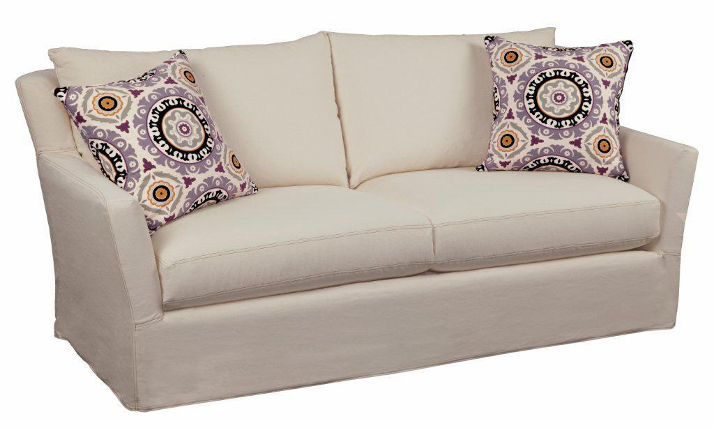 Attirant Four Seasons Furniture Porter Upholstered Sofa