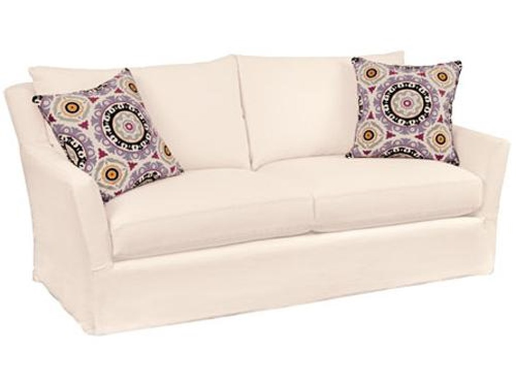 Four Seasons Furniture Porter Casual Sofa With Track Arms