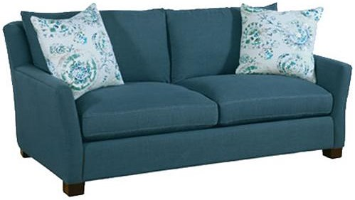 Four Seasons Furniture Porter Casual Upholstered Sofa with Track Arms
