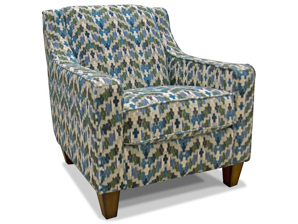Franklin PiperDenim Accent Chair