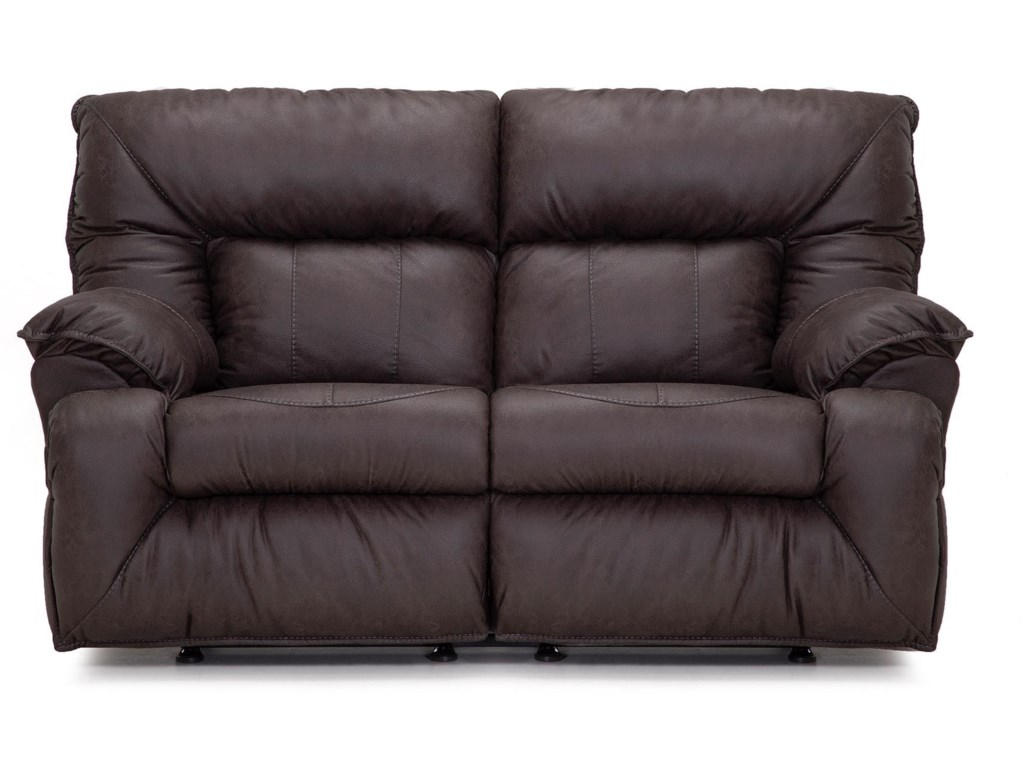 Franklin 364HINSONRocking Reclining Loveseat