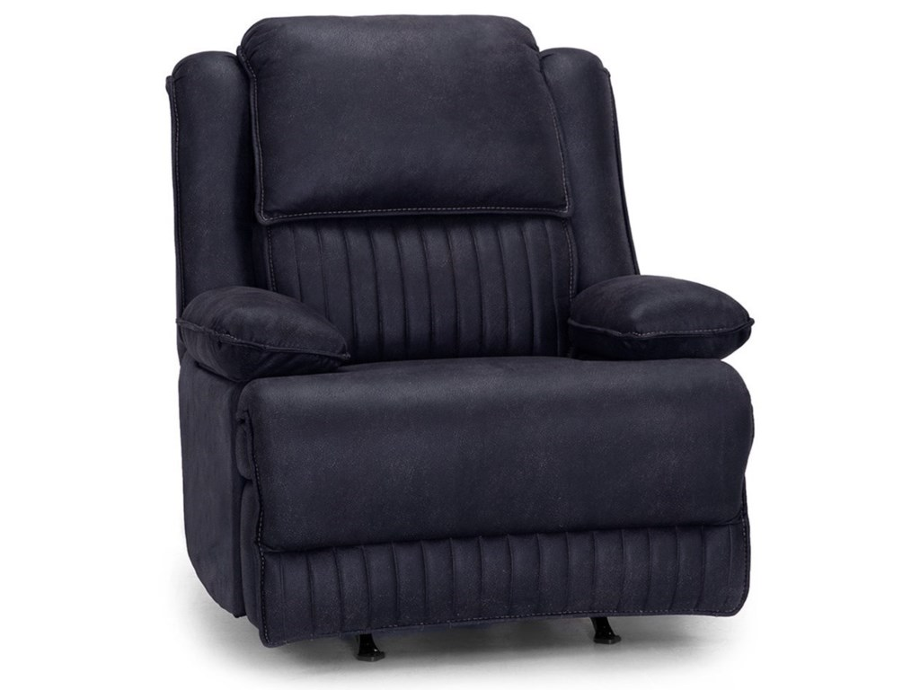 Franklin 4578Power Rocker Recliner with Dual Storage Arms