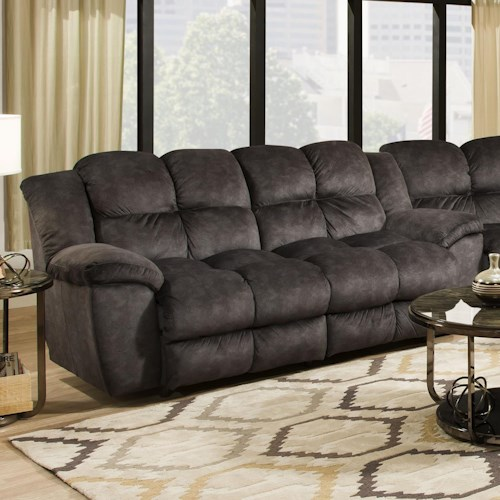 Franklin 461 Double Power Reclining 2 Seat Sofa