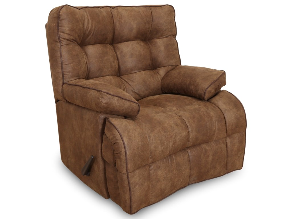 Franklin VenturePower Lay Flat Recliner with USB Port