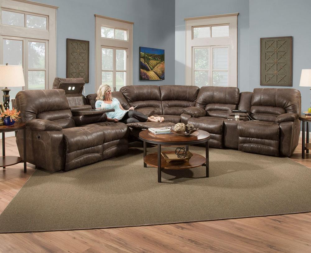 Franklin LegacyReclining Sectional Sofa