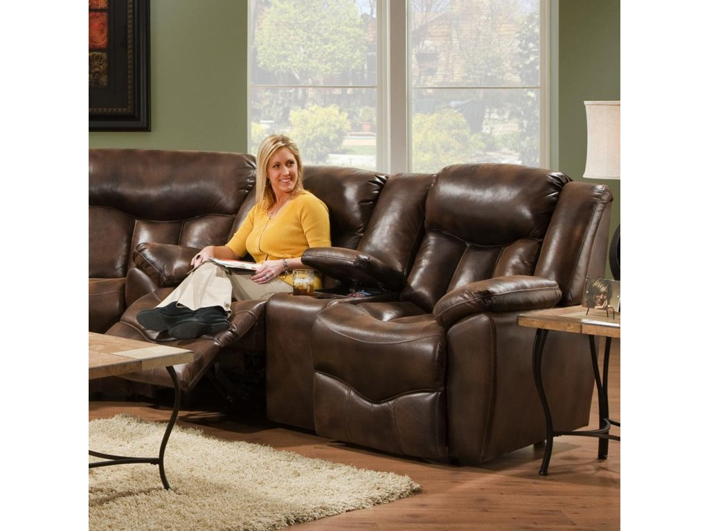 Franklin 564Console Loveseat