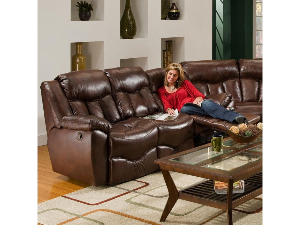 Franklin 564Reclining Sofa