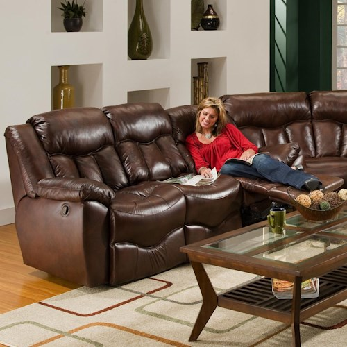 Franklin 564 Reclining Sofa