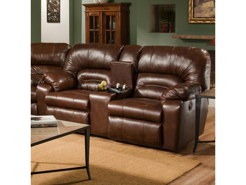 Franklin 596Console Loveseat
