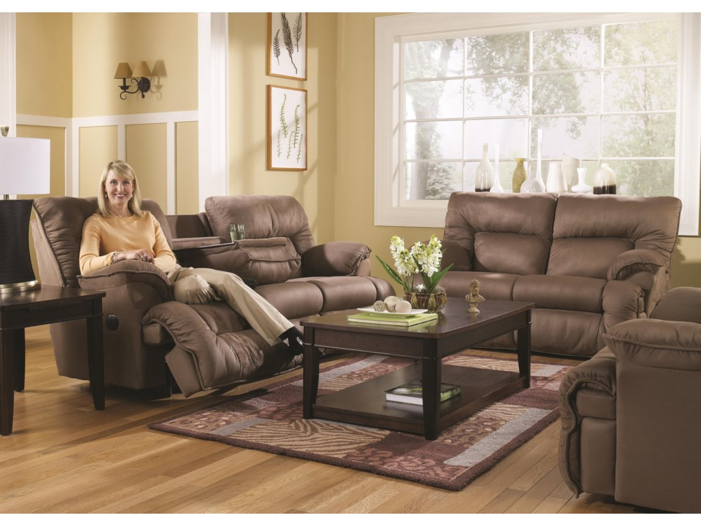 Franklin 6460Reclining Living Room Group