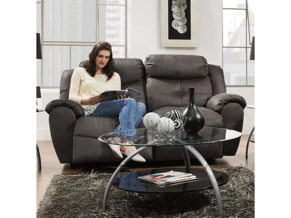 Franklin LisbonRocking Reclining Loveseat