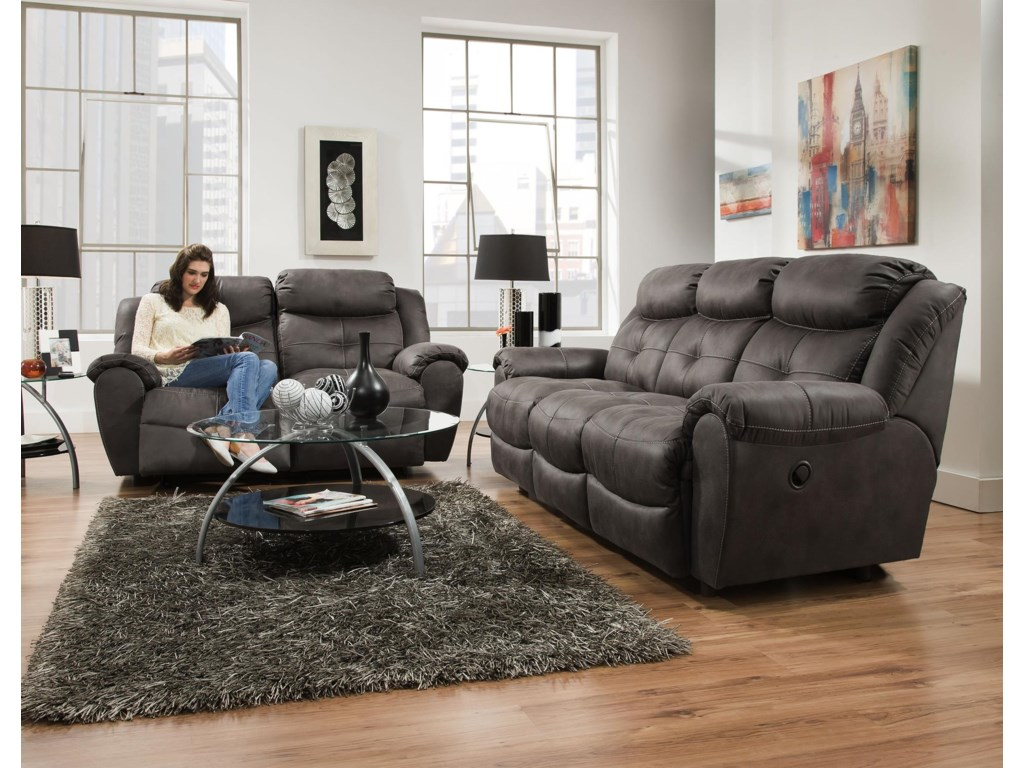 Franklin LisbonReclining Sofa