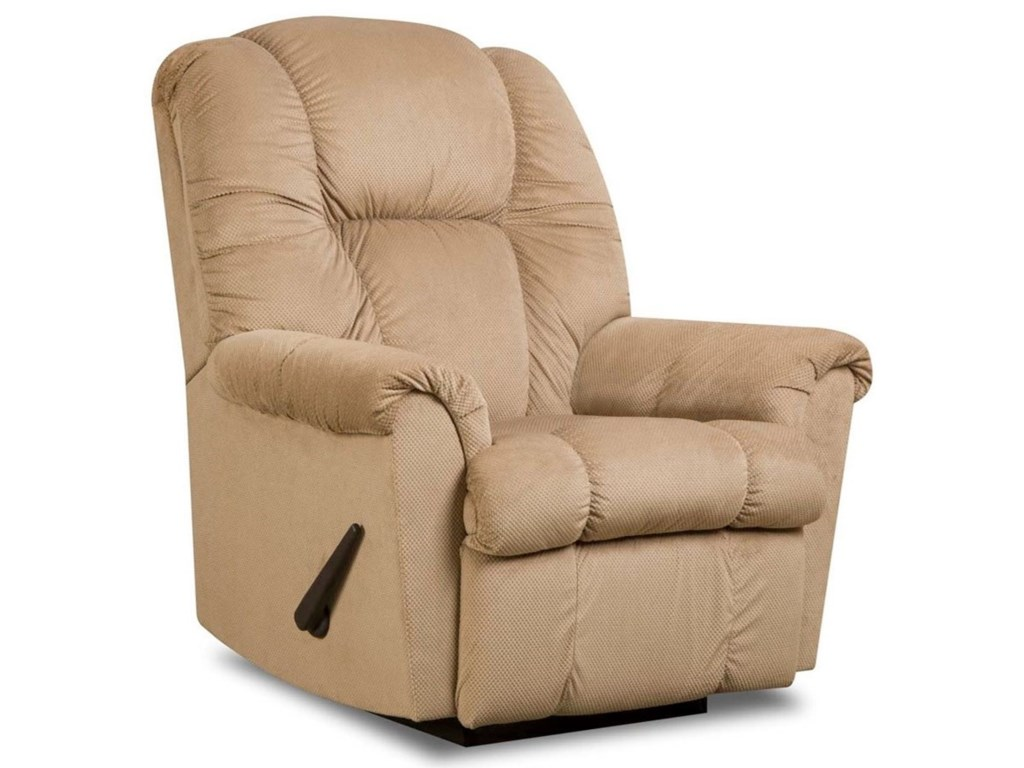 Franklin 7527Rocker Recliner